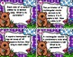 Perimeter and Area Word Problems Task Cards - Spring