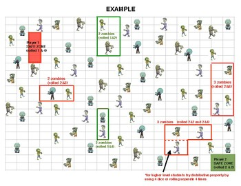 Perimeter and Area Zombie Roundup