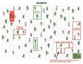 Perimeter and Area Zombie Roundup