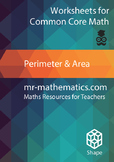 Perimeter and Area eBook