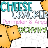 Perimeter and Area with Cheez-Its