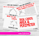 Perimeter and Area workbook