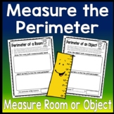 Perimeter Activity - Measure the Perimeter of a Room