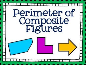 Perimeter of Composite Figures Pack