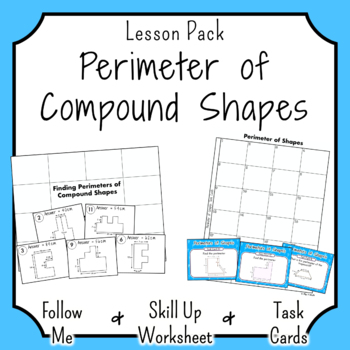Perimeter of Compound Shapes