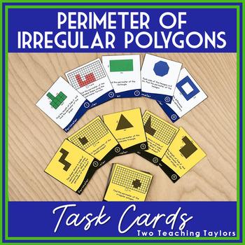 Perimeter of Irregular Polygons