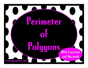 Perimeter of Polygons