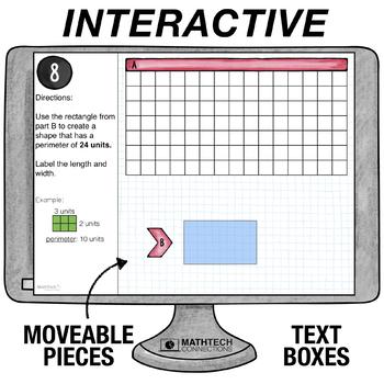 Perimeter of Polygons - Digital Interactive Math Center