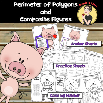 Perimeter of Polygons and Composite Figures