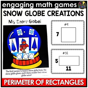 Perimeter of Rectangles Game