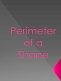 Perimeter of a Shape