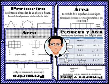 Perimetro y area