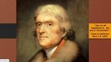 APUSH P4 - The Presidency of Thomas Jefferson TEACHER PPT