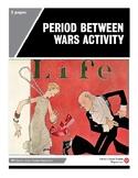 Period Between Wars Activity
