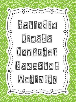 Periodic Cicada Research