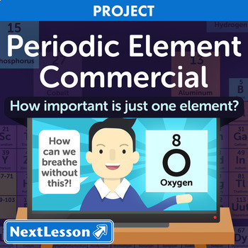 Periodic Element Commercial - Projects & PBL