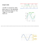 Periodic Functions Foldable Booklet