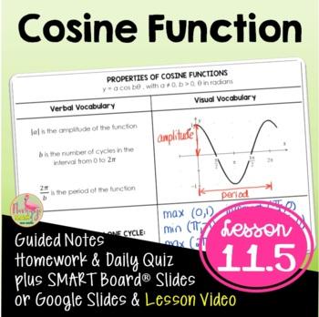 The Cosine Function