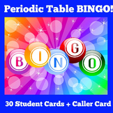 Periodic Table Activity | Bingo