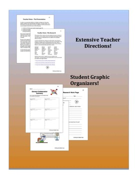 Periodic Table - Projects that engage your students using the Periodic Table