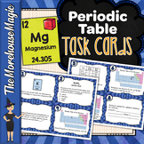 The Periodic Table Task Cards | Science Task Cards