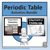 Periodic Table Activities Bundle