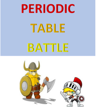 Periodic Table Battle