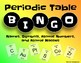 Periodic Table Bingo: Bundle of Two Versions