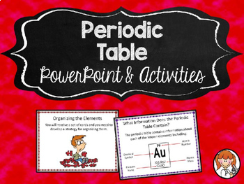 Periodic Table - Growing Bundle