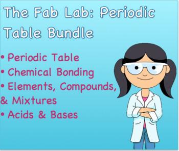 Periodic Table Bundle