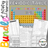 Periodic table coloring worksheet for review or assessment tpt product thumbnail periodic table bundle of activities and assessments urtaz Images