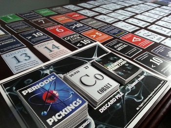 Periodic Table Card Game