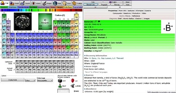 Periodic Table, Chemistry