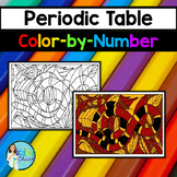 Periodic table coloring teaching resources teachers pay teachers periodic table color by number urtaz Choice Image