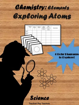 Periodic Table Elements: Atom Detectives