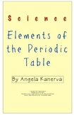 Periodic Table Elements Research