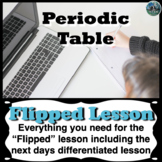 Periodic Table Flipped Lesson (Includes the next days diff