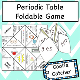 Periodic Table Foldable Game