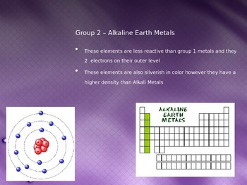 Periodic Table - Grouping the Elements