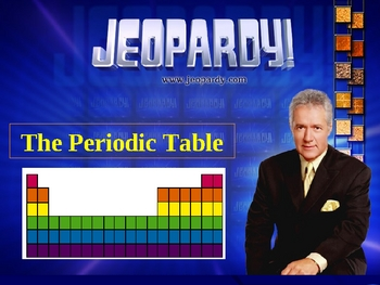 Periodic table jeopardy review game by bj teachers pay teachers periodic table jeopardy review game urtaz Image collections