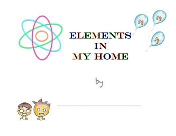Periodic Table -Make A Book Activity