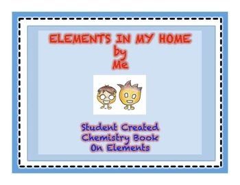 Periodic table make a book activity by simple concepts tpt periodic table make a book activity urtaz Gallery