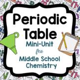Periodic Table Mini-Unit