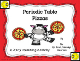 Periodic Table Pizzas Matching Review Activity