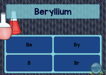 Periodic Table Practice Bundle - Boom Cards Interactive Task Cards