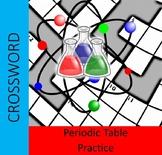 Periodic Table Practice Crossword