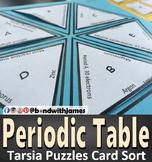 Periodic Table Tarsia Puzzles