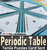 Periodic Table Tarsia Puzzles