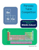 Periodic Table Race