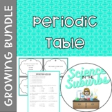 Periodic Table Resources -- Growing Bundle!